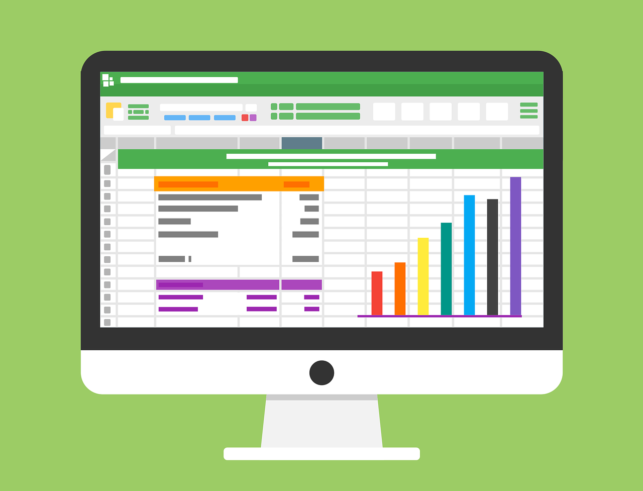 30 nejlepších klávesových zkratek pro Excel